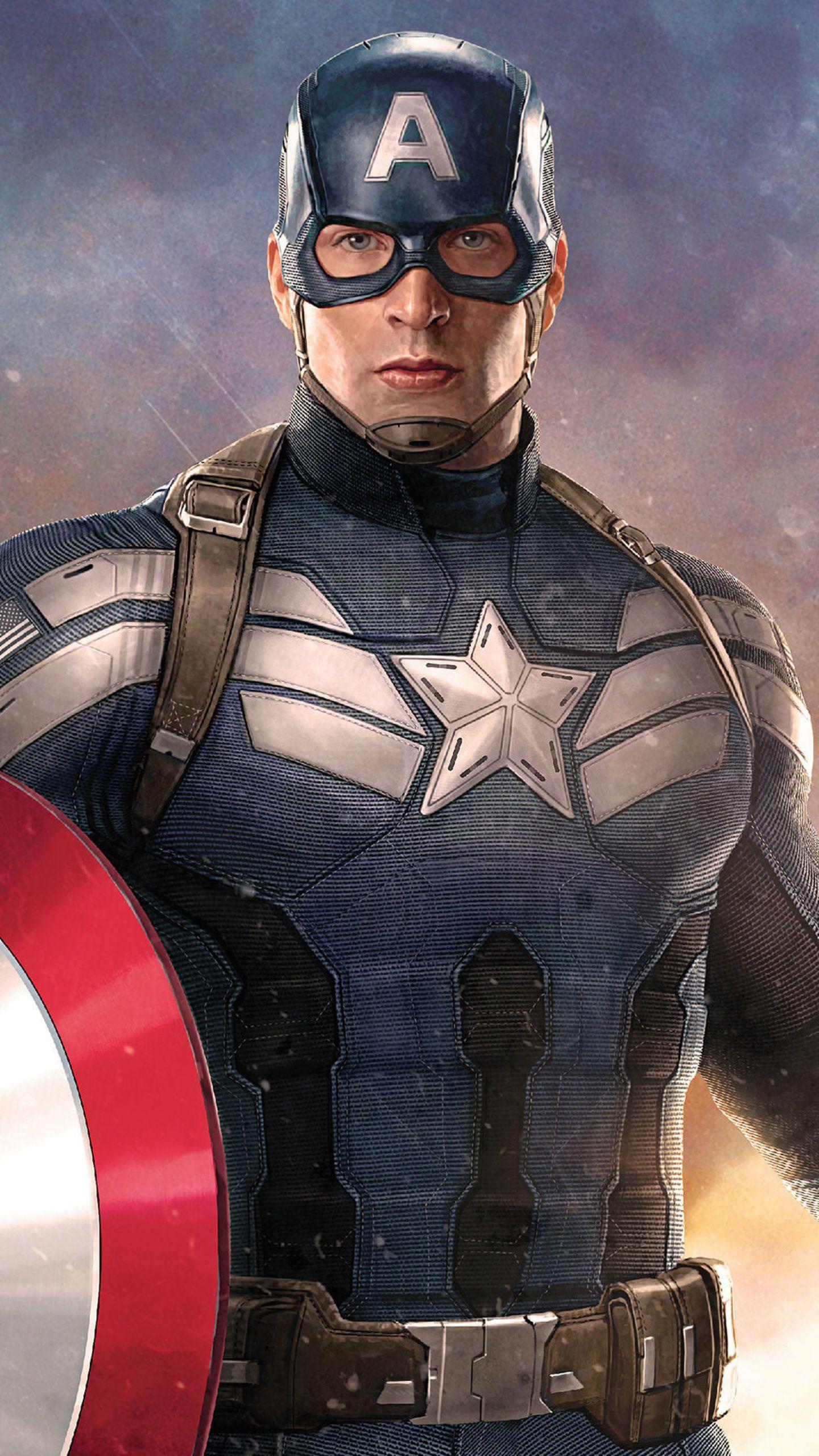 Обои shield, dark, america, captain, artwork. Фильмы foto 11
