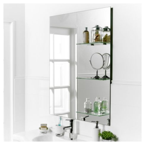 Sensi dacqua espejo para ba o 80x100x0 5 cm incoloro for Sodimac banos precios