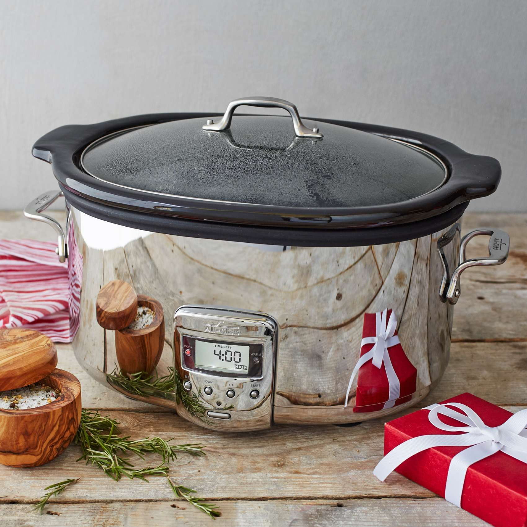 All-Clad Slow Cooker, 6.5 qt. | Sur La Table