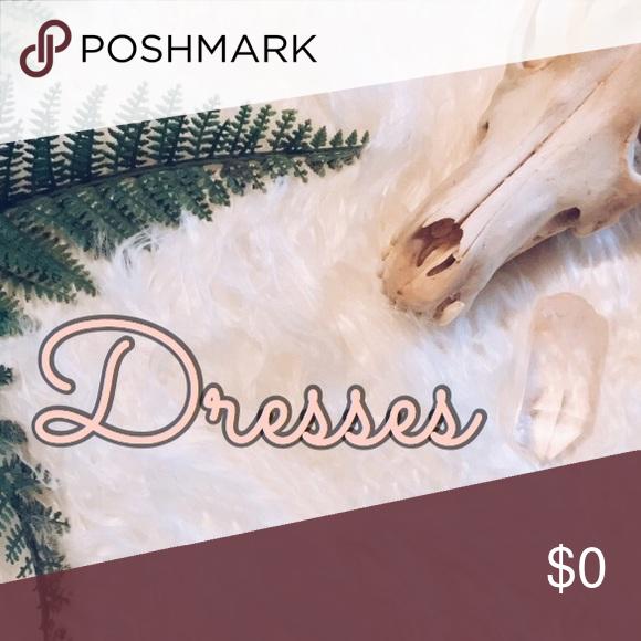 Dresses! ✨ Dresses