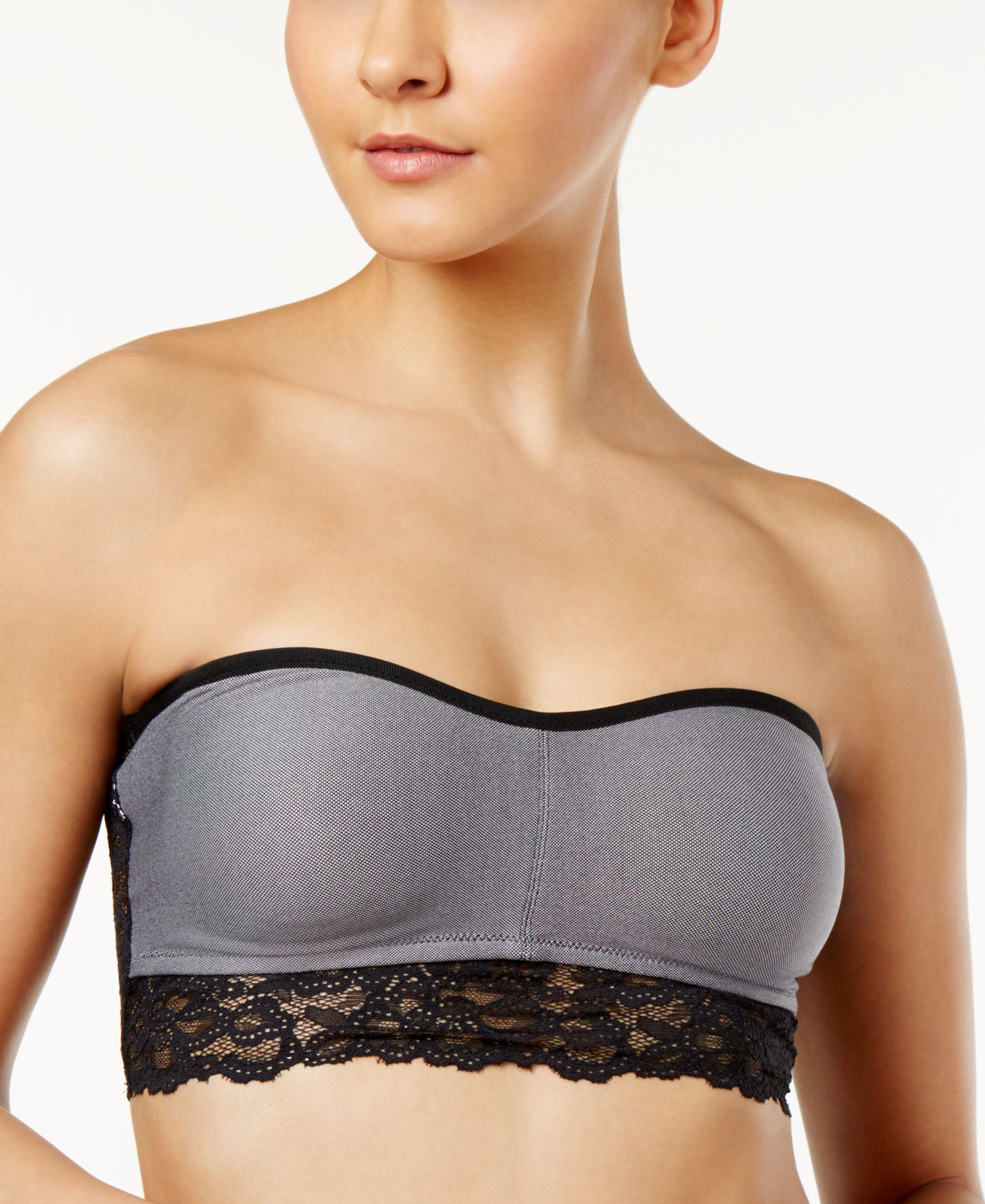 db50999705d02 b.tempt d by Wacoal b. Charming Sheer Lace Bandeau 910232