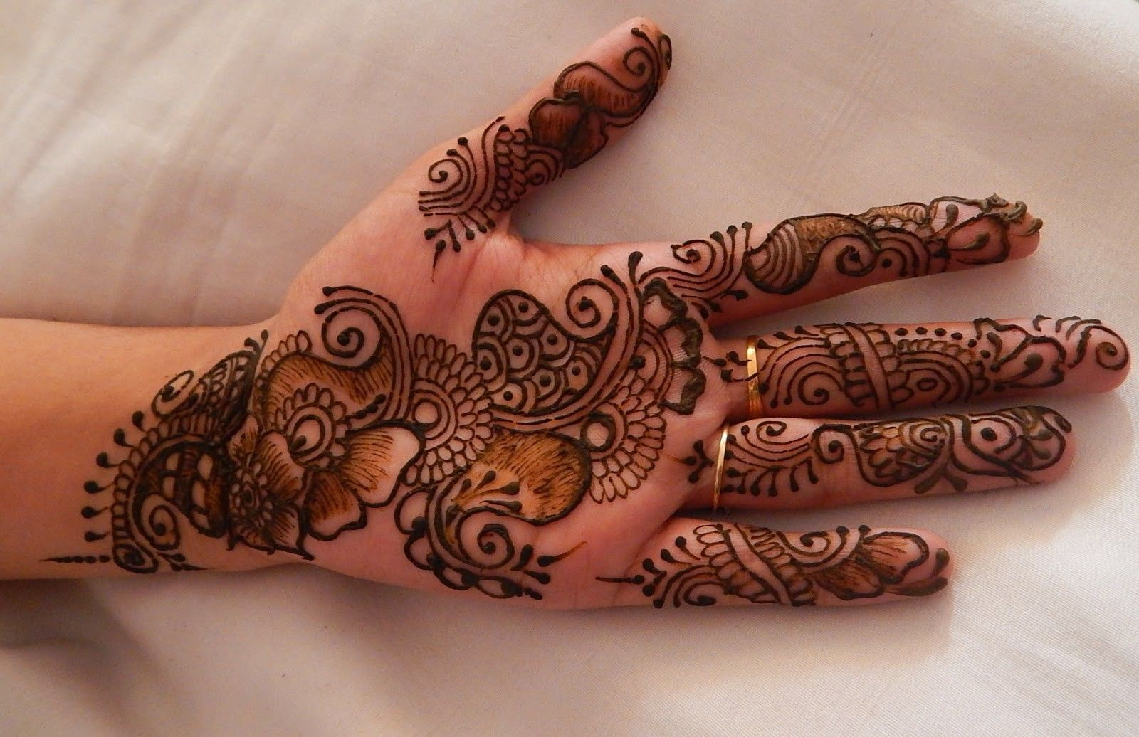 Indian mehndi designs for hands indian hand mehndi designs mehndi - Simple Mehndi Designs For Hands Step By Step Mehndi Is Popular Not Only In Native Indian And Pakistan But Also In Arabic Mehndi Designs Where It Is