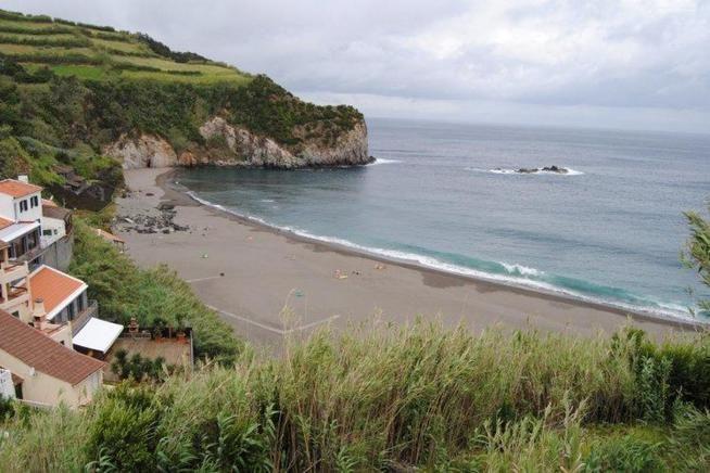 Playa Moinhos en las Azores. (Flickr)