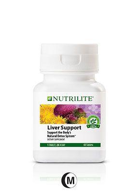 A8084 Nutrilite Liver Support With Images Nutrilite Liver
