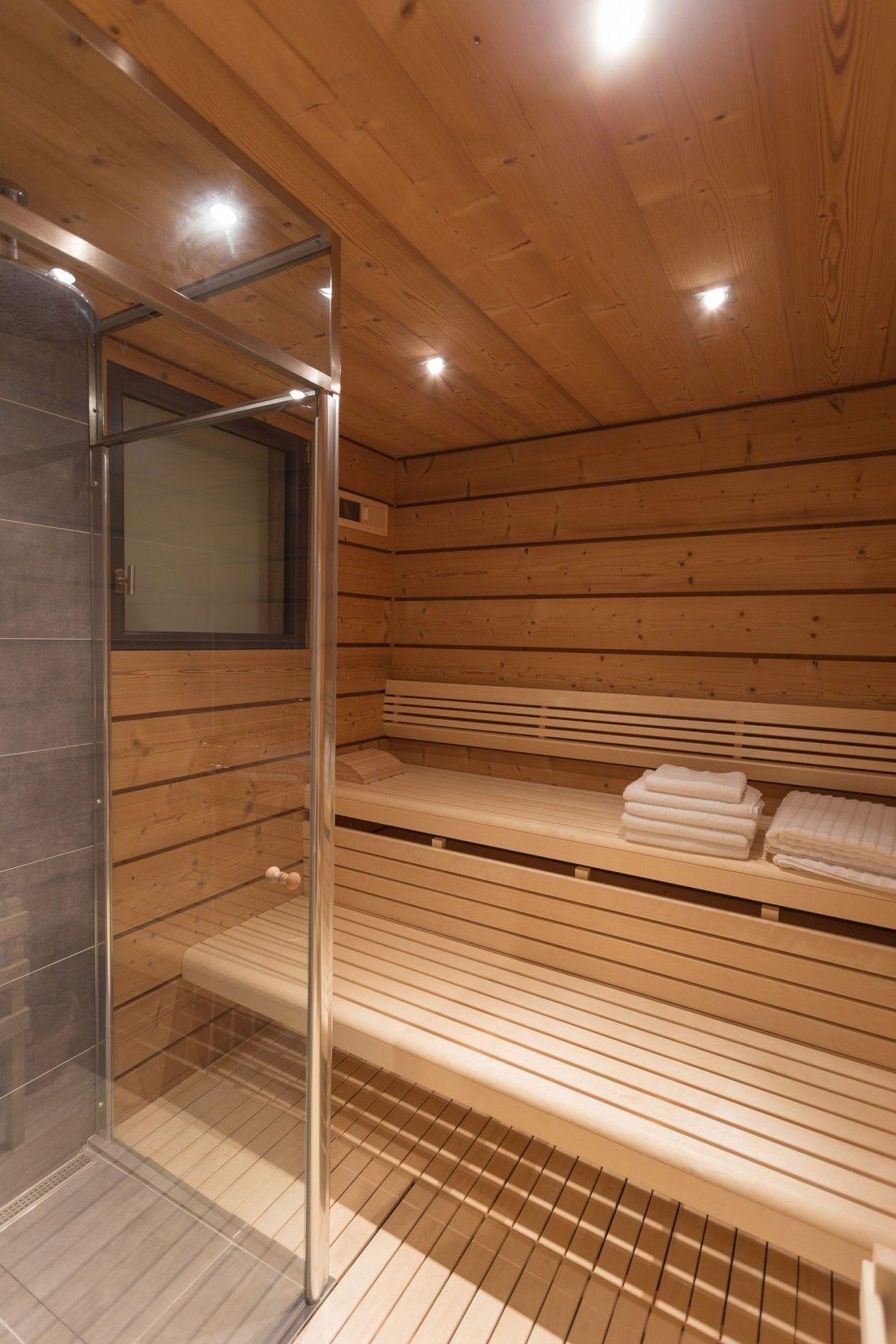 Solelyâ by Chevallier Architectes (21) | Sauna\'s | Pinterest ...