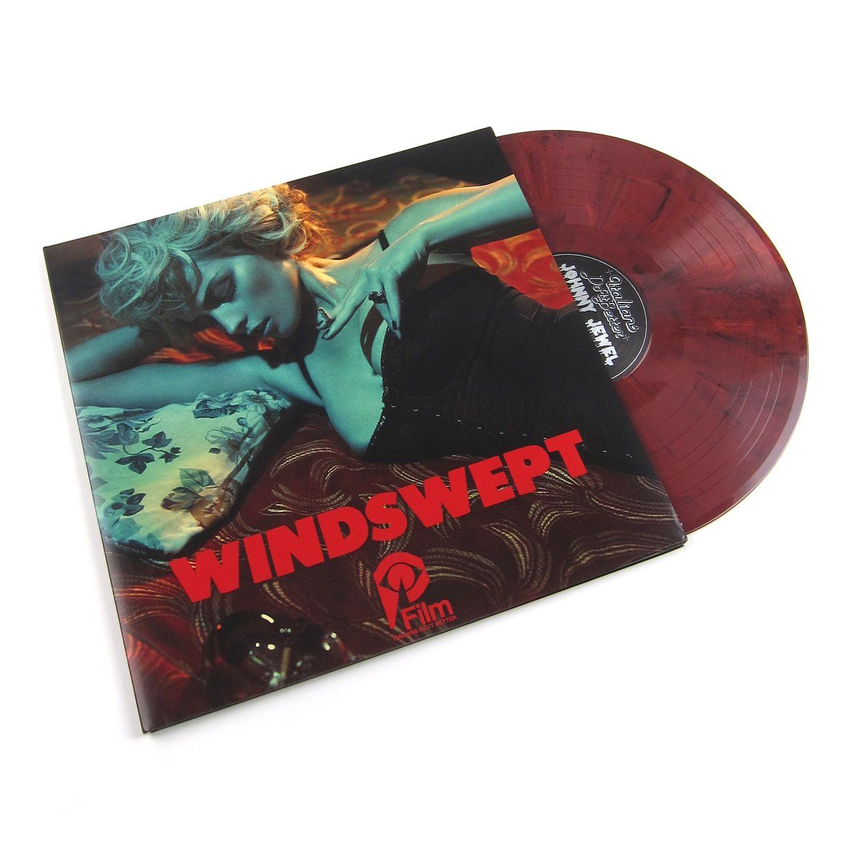 Johnny Jewel Windswept 180g Colored Vinyl Vinyl Lp Vinyl Johnny Color