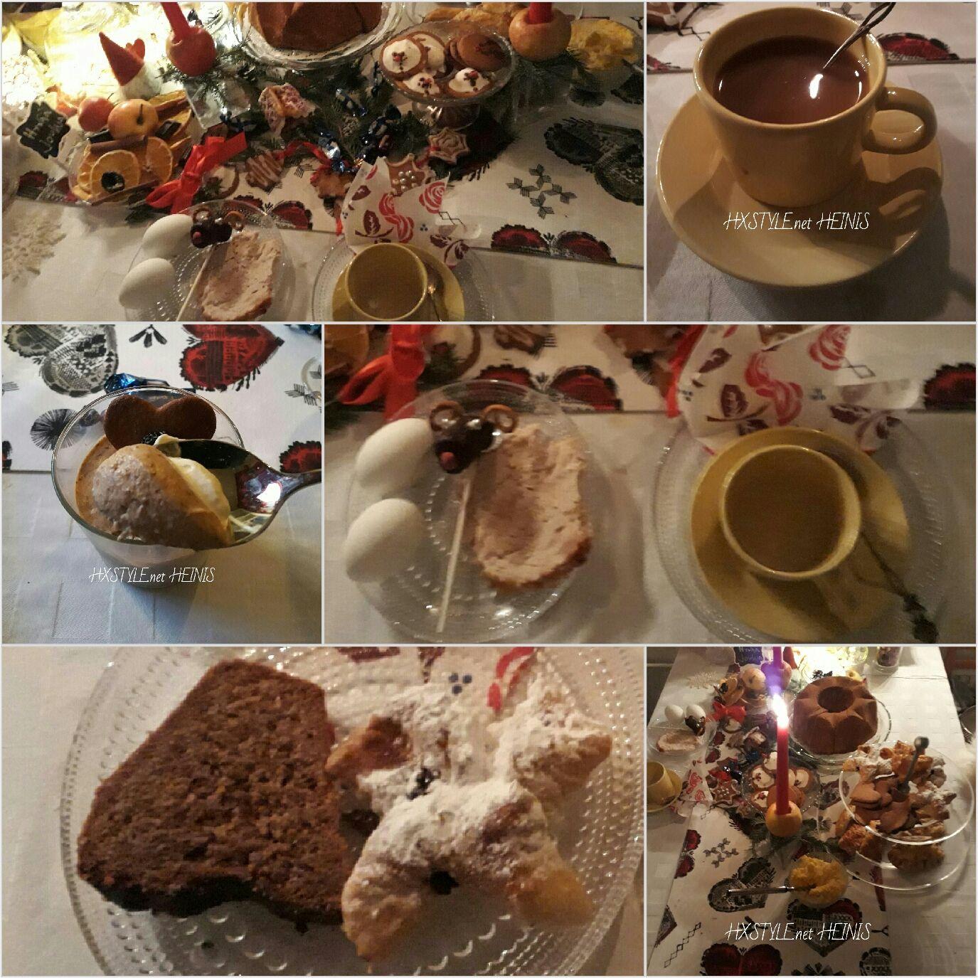PERUS JUHLA&JOULU PÖYDÄN KATTAUS, Ruoka ja Kahvipöytään…    KATSO JOULU 2017…PÖYDÄN KATTAUS 1/2 RUO…