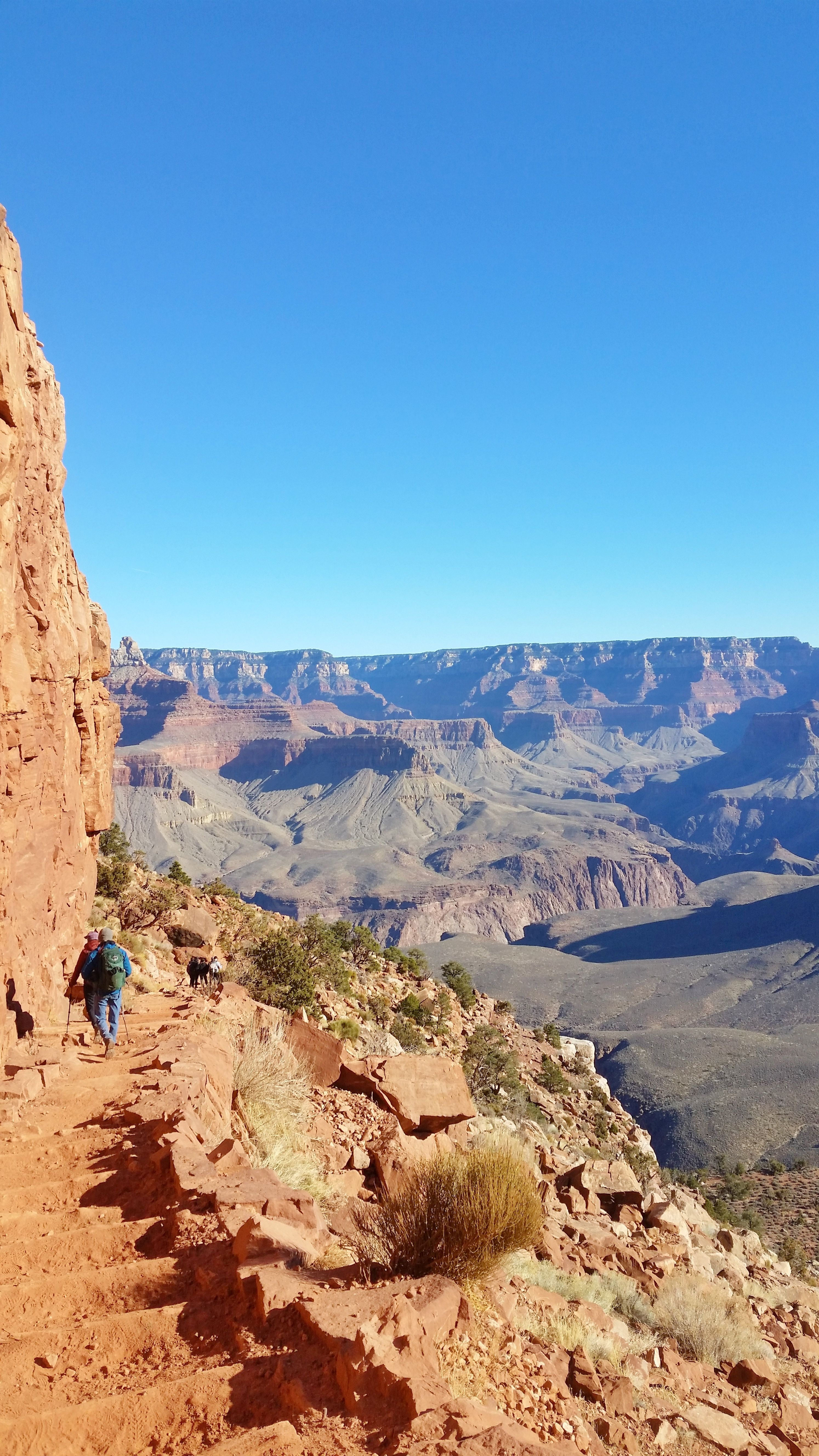 Photo of Best hiking trail in Grand Canyon national park, Arizona