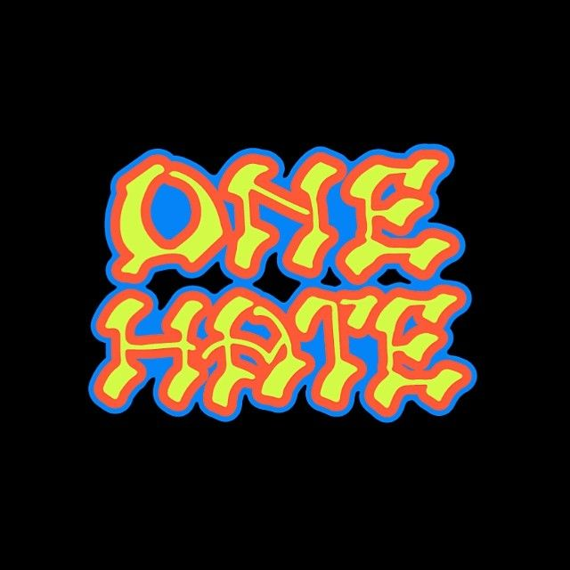 ONE HATE. @crime0341 #yaia #sur #0341