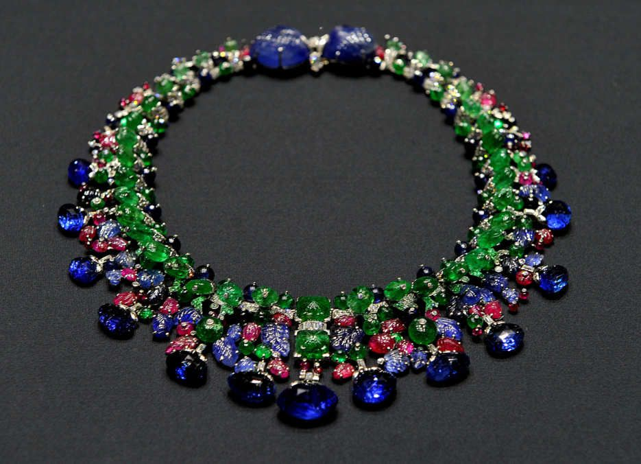 The Tutti Frutti Necklace by Cartier - The Cut