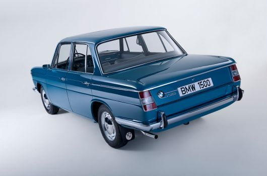 1962 BMW 1500 | BMW | Pinterest | BMW, Cars and Wheels