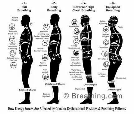 Belly breathing | Stress, panick attacks and anxiety
