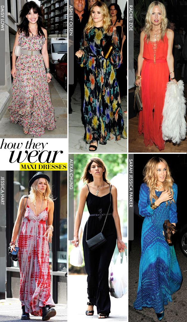 17 Best images about Maxi Dress on Pinterest - Get the look- Maxi ...
