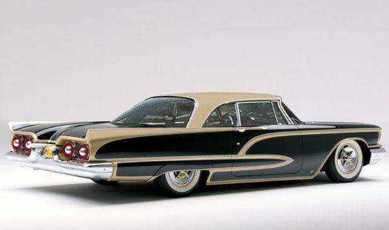 '57 - 59 Chrysler/Desoto top on a T-Bird