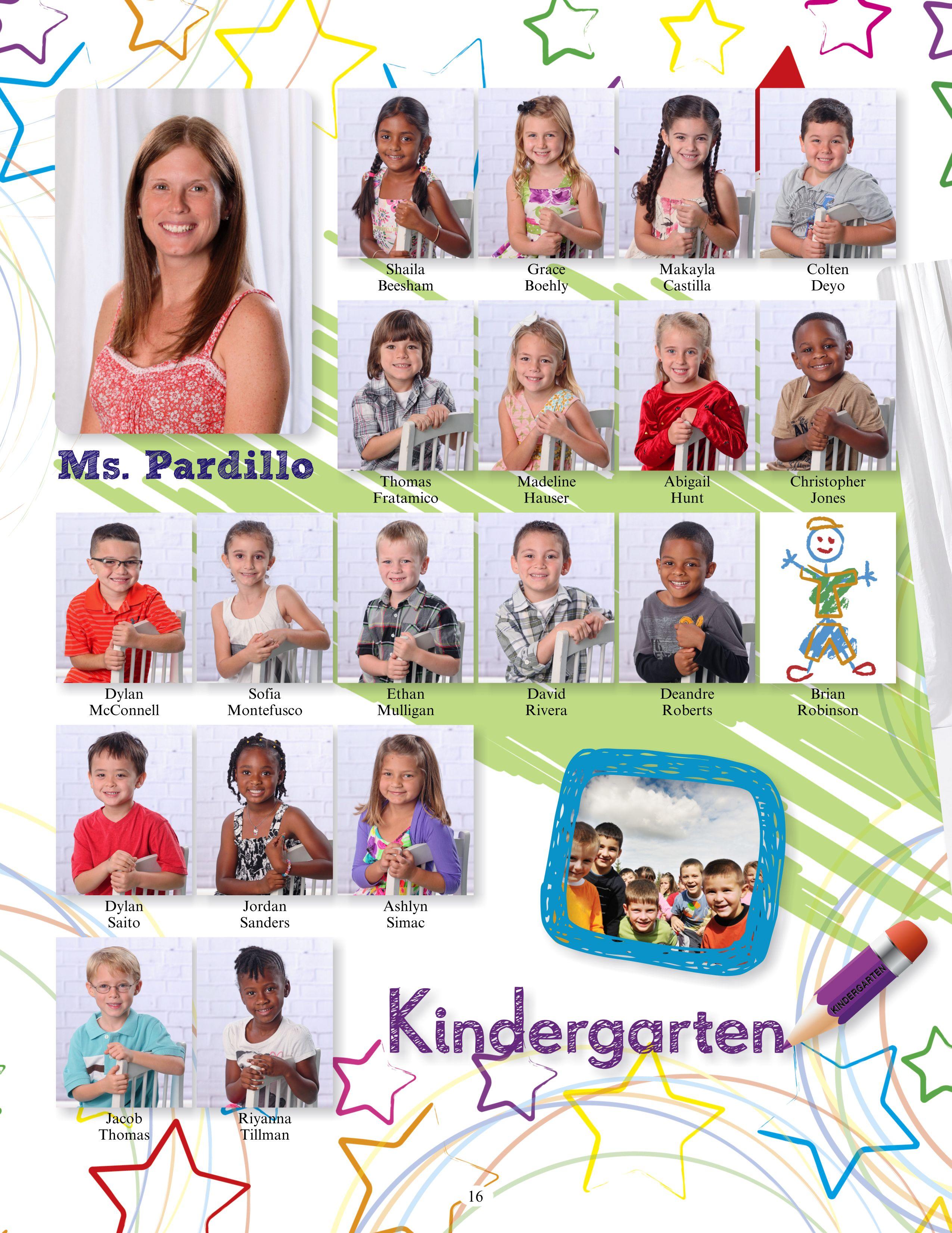 Elementary school scrapbook ideas - Elementary School Yearbook Sample Yearbooklife