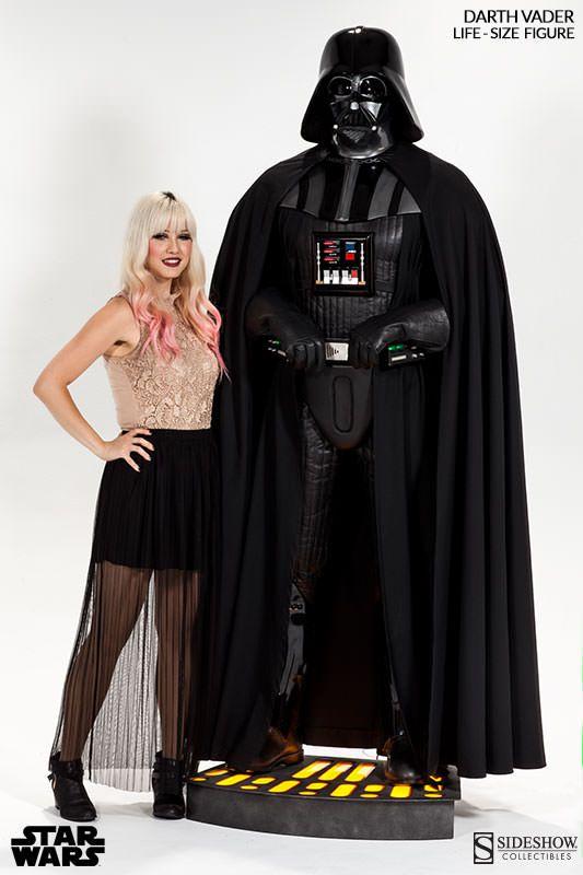 Darth Vader Life Size Figure Vader Darth Vader Star Wars Love
