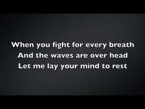 stand by you marlisa lyrics