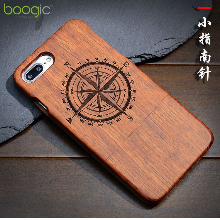 Compass 100% Natural sculpture Wooden Wood back carving hard back