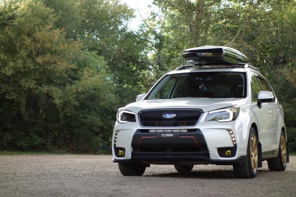 2020 Subaru Forester Touring Turbo