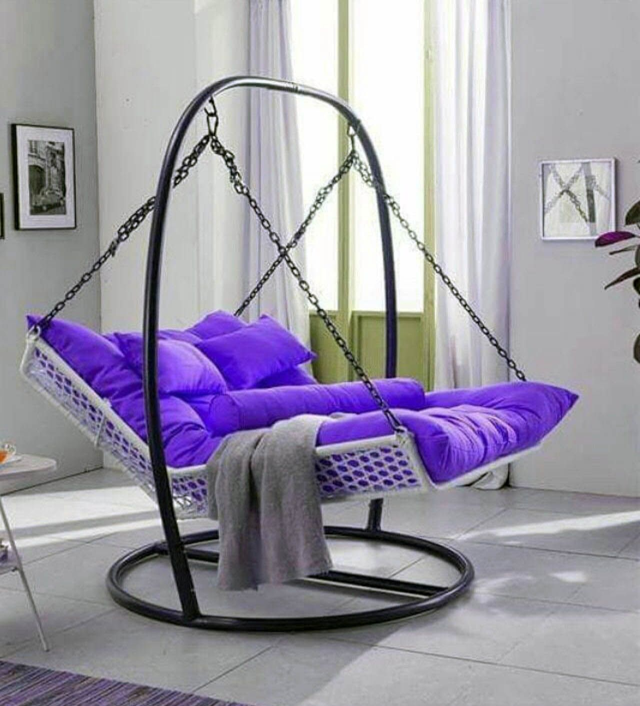 Nice indoor bedroom hammock only on this page   Room ...