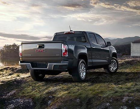 2015 Gmc Canyon Canyon Diesel Gmc Canyon Gmc