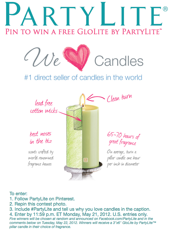 7 Best Partylite Images On Pinterest Candles Candle Sticks And
