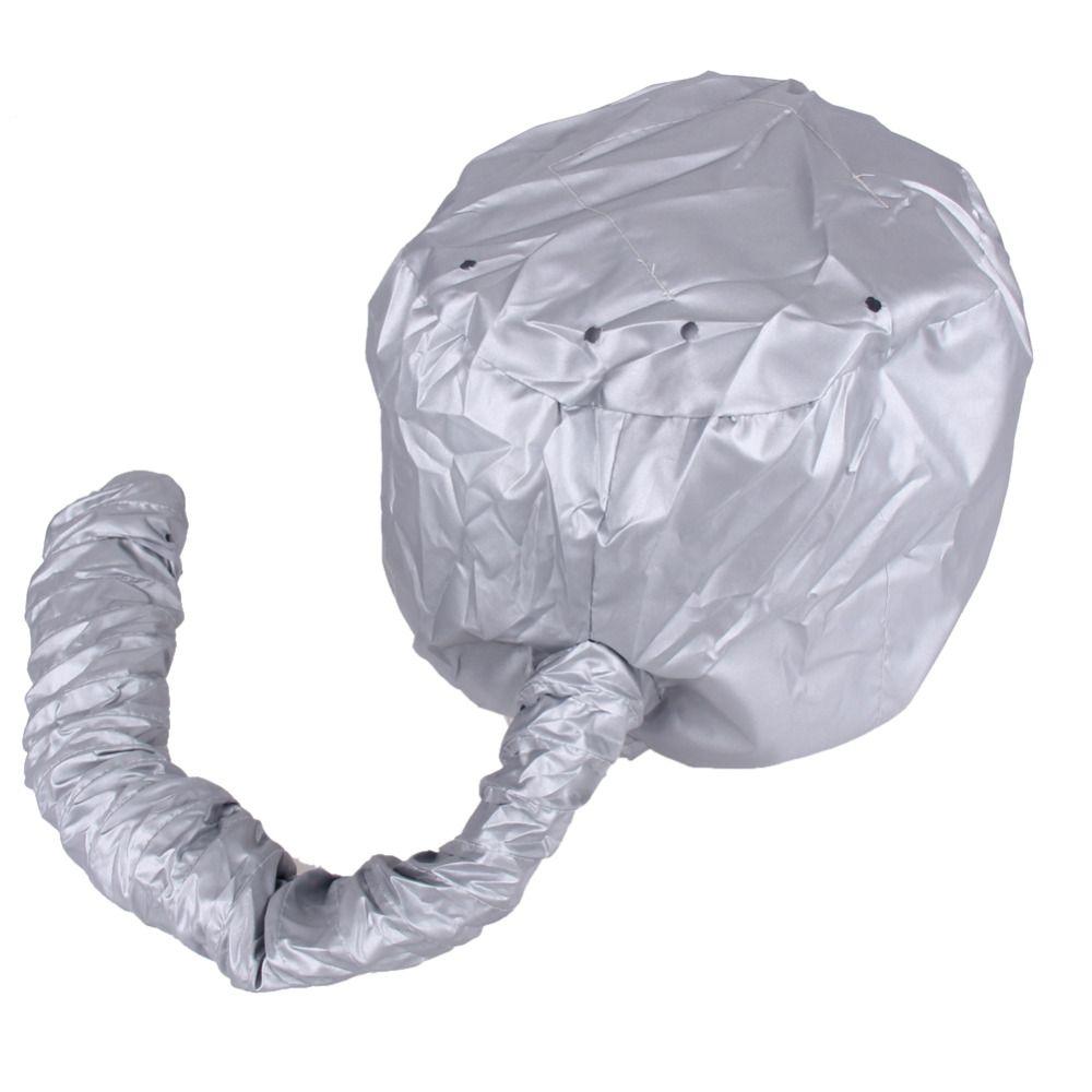 Professionale Portatile Domestica Molle Hood Bonnet Attachment Diffusore Cura Comfort Parrucchiere Asciuga Capelli Del Cappello con 2 Colori