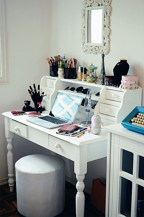 Kids' Room Study Stations. Cute DeskMakeup DeskTeen ...