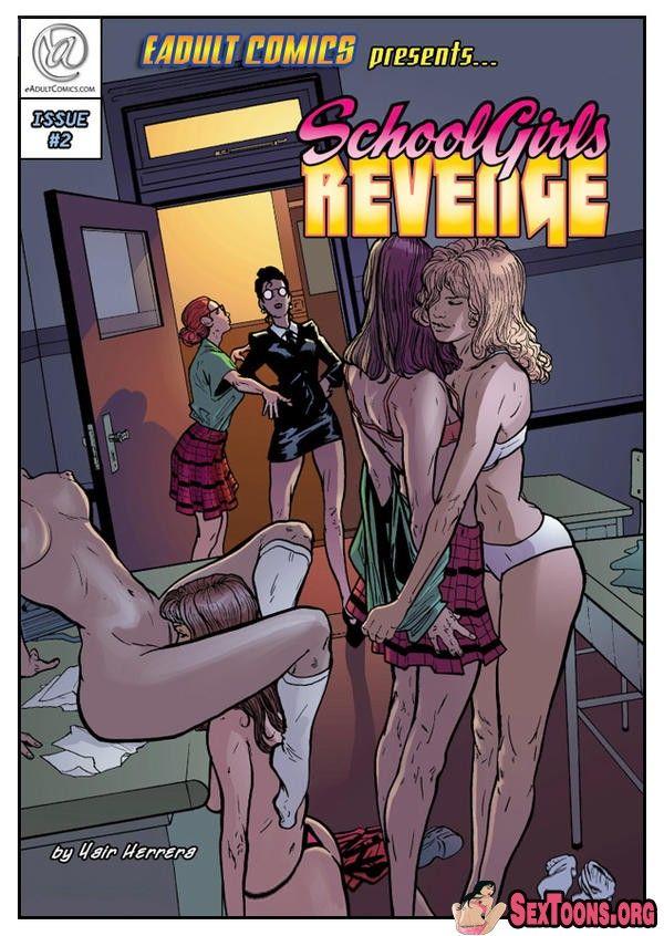 Sex free complete comic book