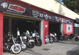 """Iron Skull""  in Torremolinos verleiht Harley Davidson & Diavelo E-Bikes"