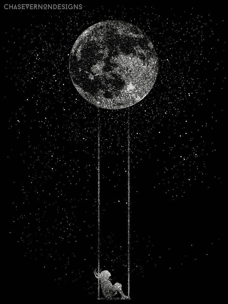 I Dream of going to the Moon