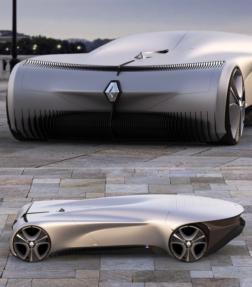 Renault Project XY-2 Was Designed For Meeting People