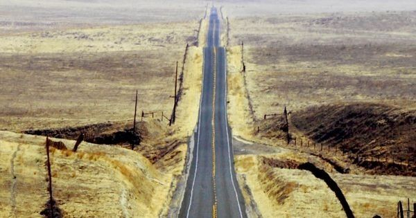Magnificent American Road | 23 Roads you Have to Dri... - mmm ...