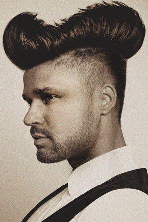 Hair Jamie Stevens Of Jamie Stevens Hair Photography Jens Wilkholm Artistic Hair Mens Hairstyles Modern Pompadour