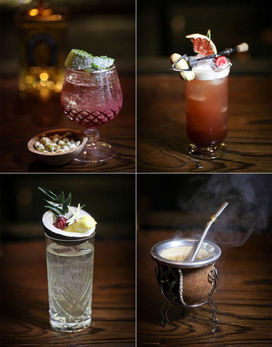 Amazing Cocktails By The Nightjat Bar Drink Garnishing Best