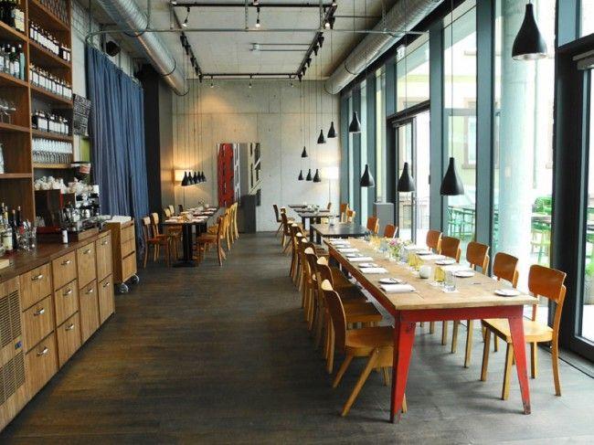 Ausgefallene Restaurants Frankfurt