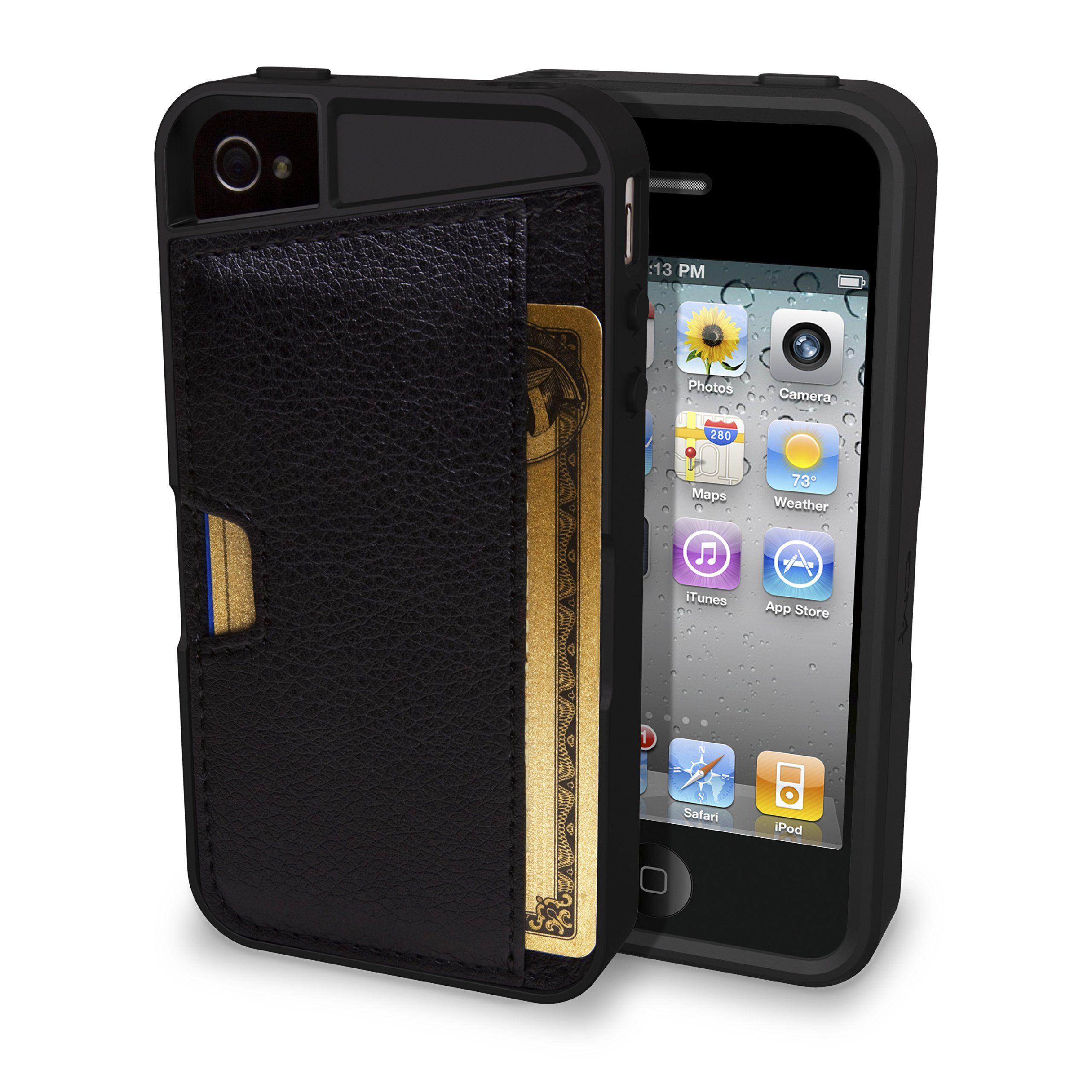 Silk iphone 44s wallet case q card case https
