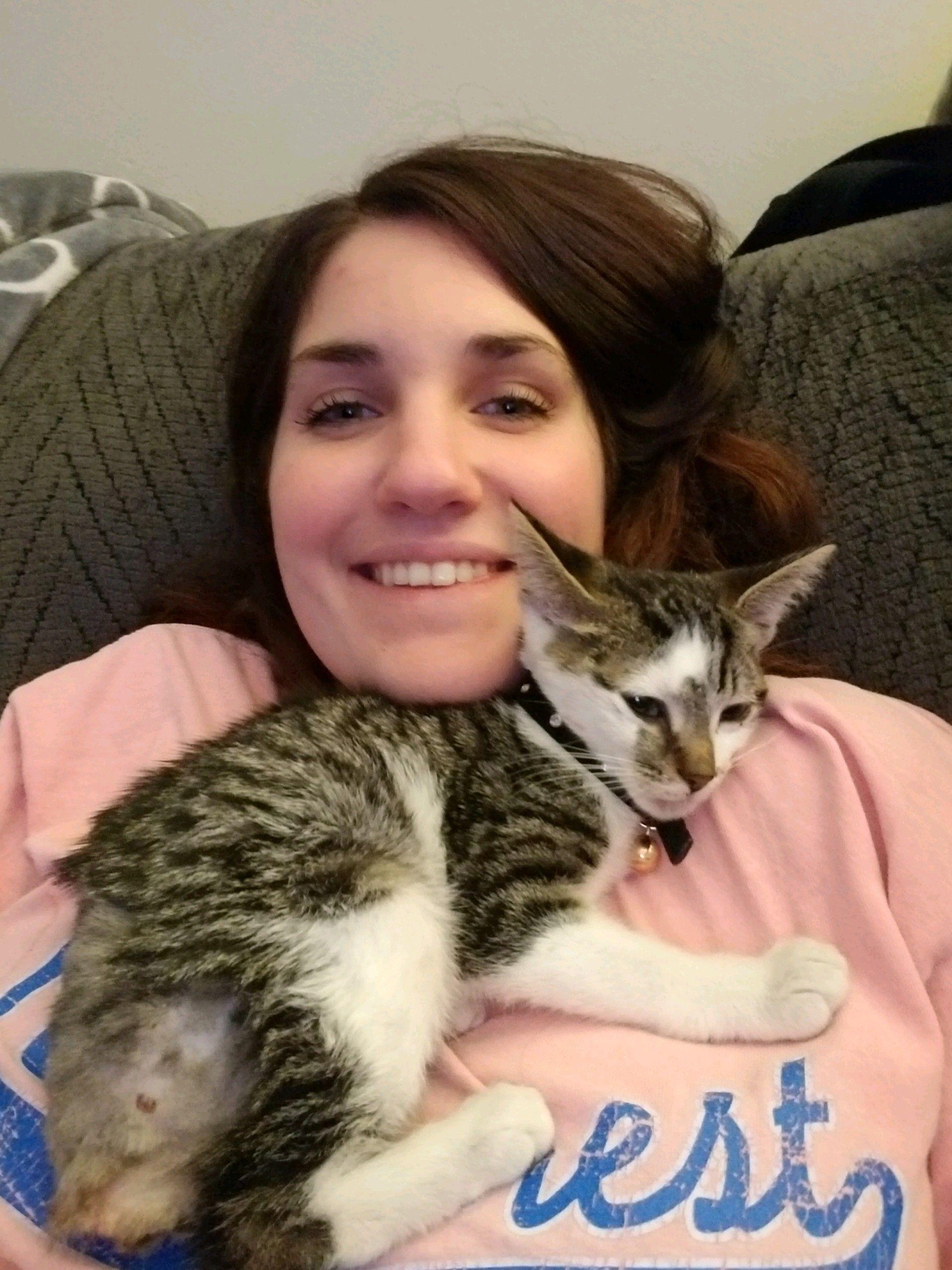 Rescued a cat on Saturdayhttps//i.redd.it/kl3wt1kx4w621