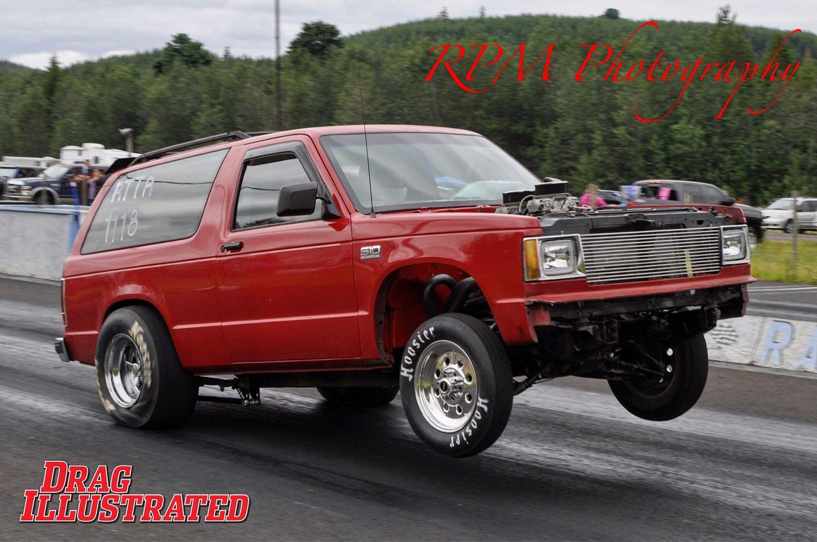 Small tire S10 Blazer wheels up | Cars | Chevy s10, Mini