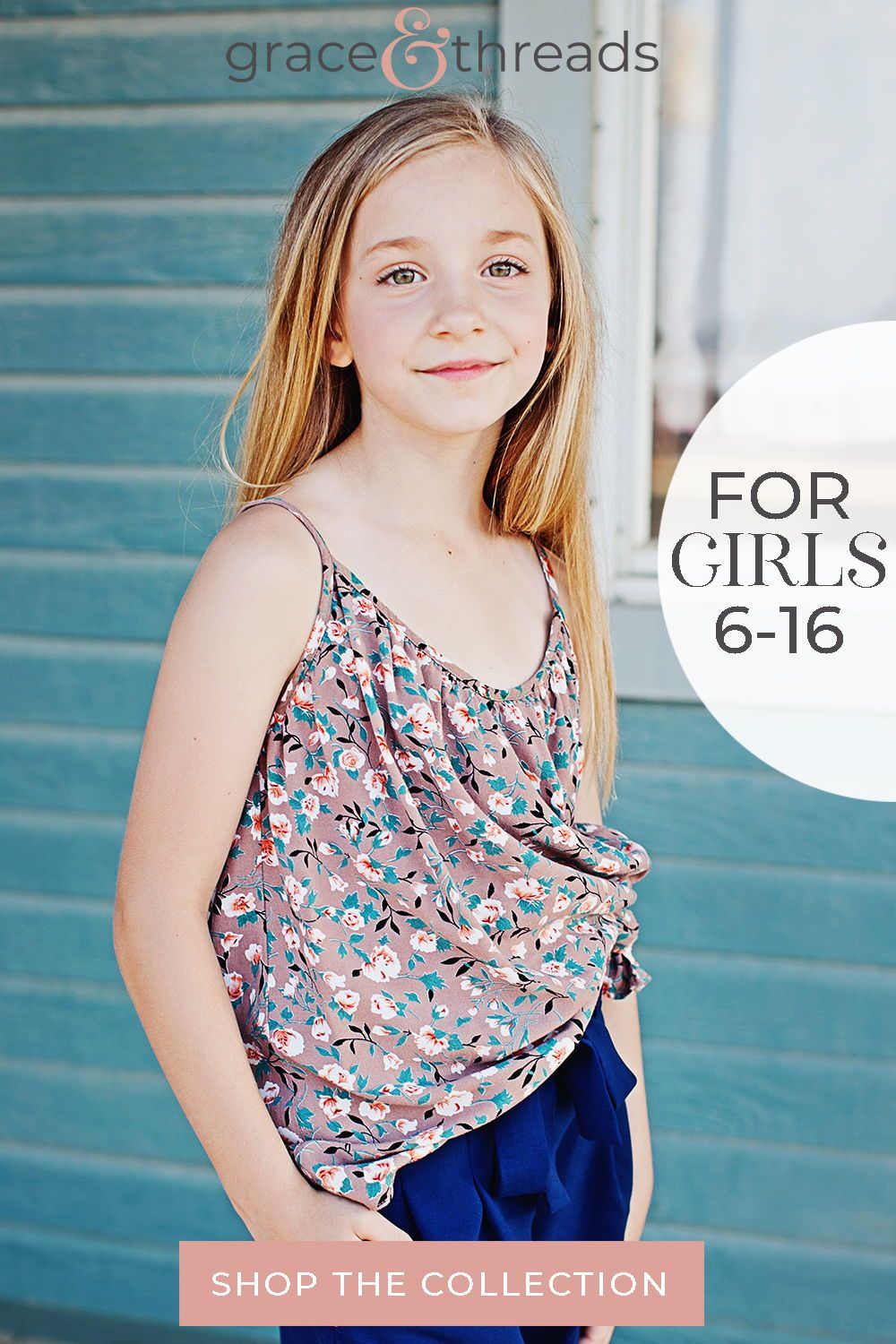 Shop boutique clothing under 35 for girls and tweens