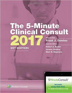 The 5 minute clinical consult 2017 the 5 minute consult series explore free ebooks emergency medicine and more fandeluxe Image collections