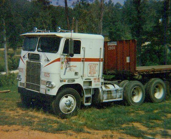 10 Deaton Truck Lines Ideas Trucks Truck Transport Freightliner Trucks