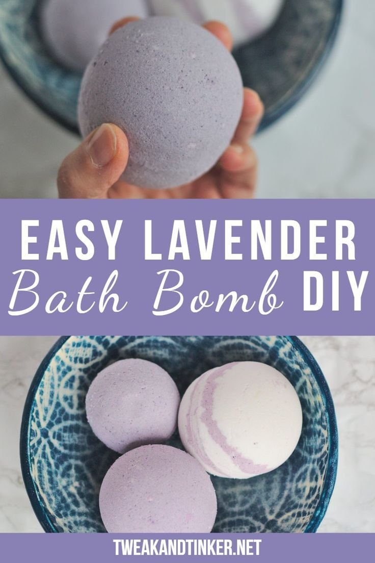 How to Make Bath Bombs (+Easy Recipe) – Tweak and Tinker