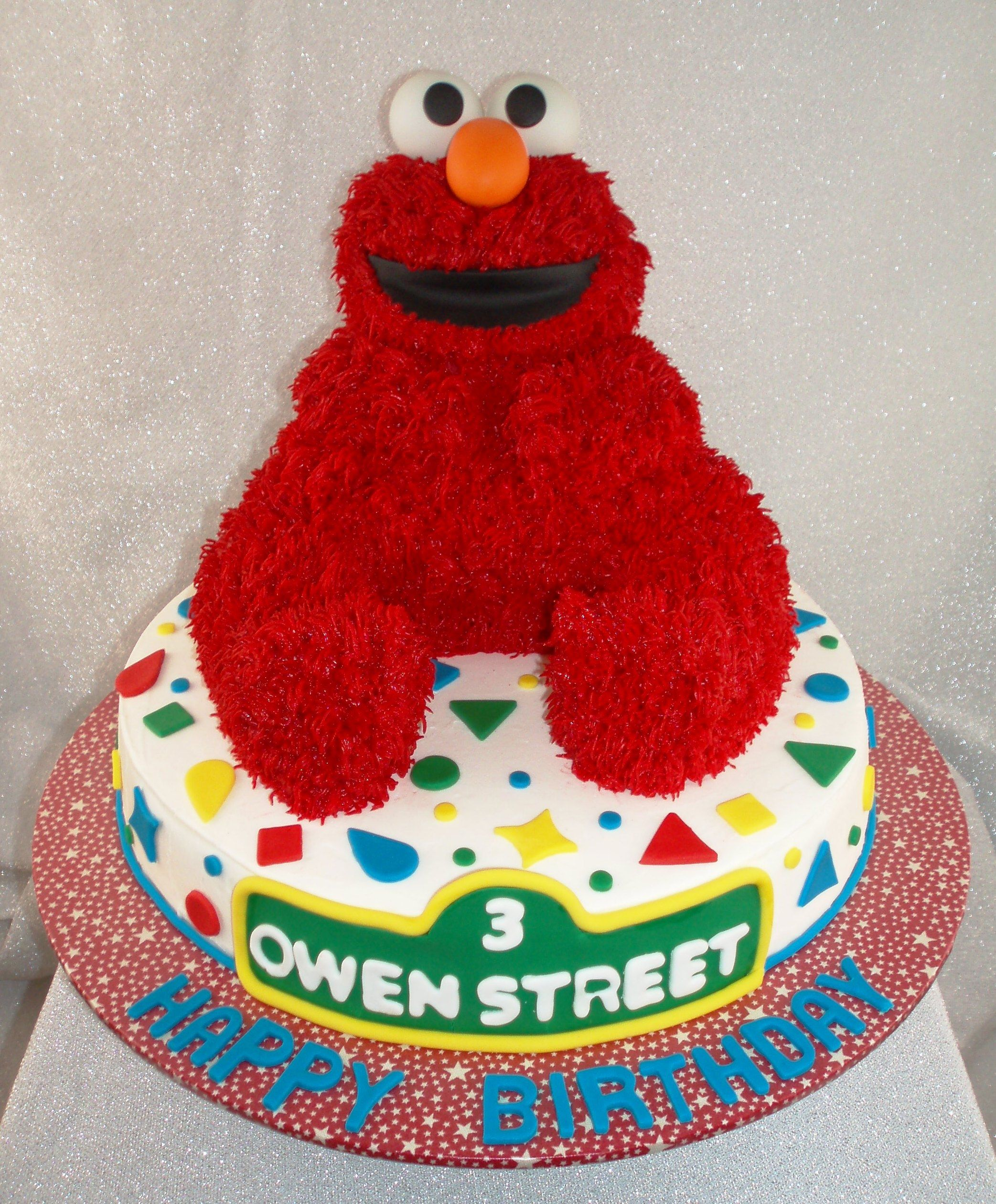 elmo cake pan elmo elmo made using the wilton 3d cake pan my 3883