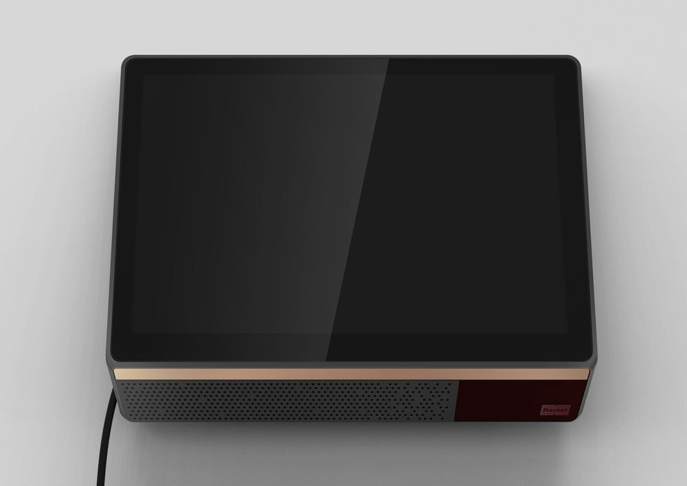 Nasket Check more at https://red-dot-21.com/p/design-products/interior-design/smart-home/nasket/