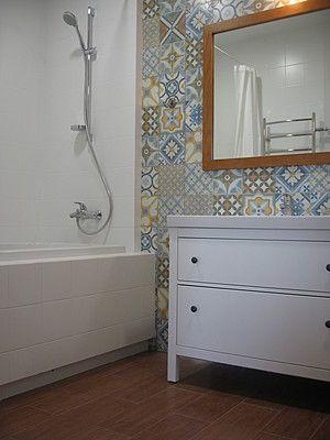 Heritage łazienka W 2019 łazienka Ceramica I Patchwork