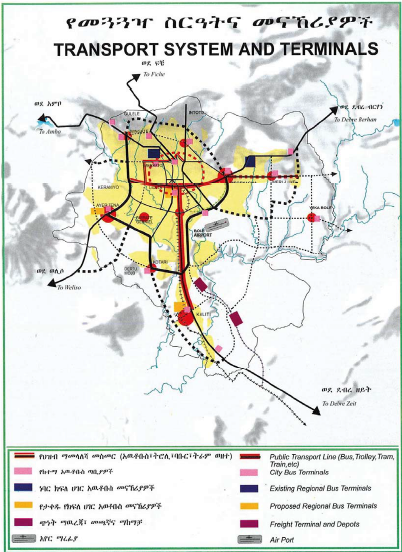 Pin by Fitse Gelaye on Maps of Addis Ababa | Pinterest | Addis Ababa ...