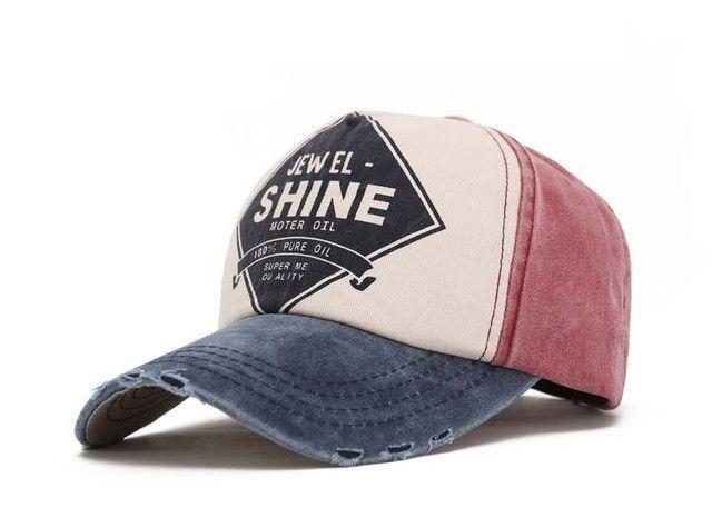 13f168cadad SHINE VintageTrucker Hat