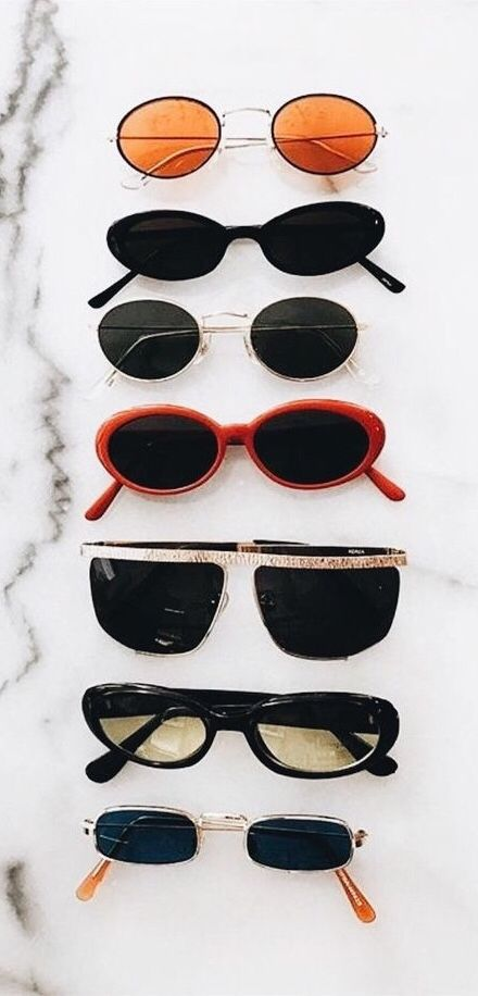 022d4d5652 Retro sunglasses 90s glasses. Women's trends fashion accessory. Vintage  style outfits spring fall winter fashion. Casual chic style.