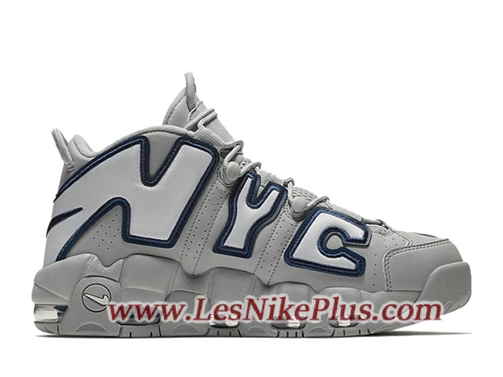 Sneaker Nike Air More Uptempo NYC Chaussures de BasketBall